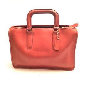 Coach Vintage Bonnie Cashin Briefcase handbag